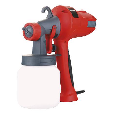 Pistola de pulverización de pintura de baja presión 400W