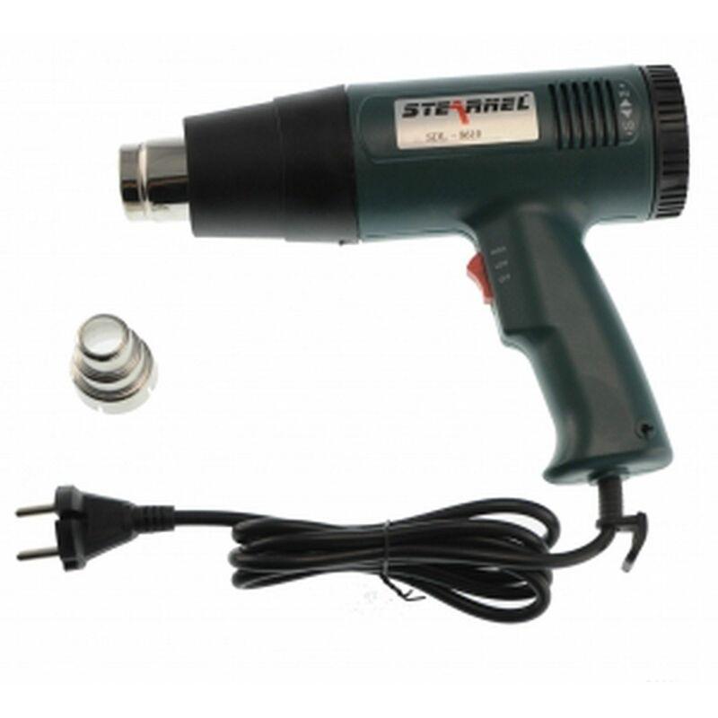 SATKIT Pistola Decapador por aire caliente 1800w STEARNEL 8610