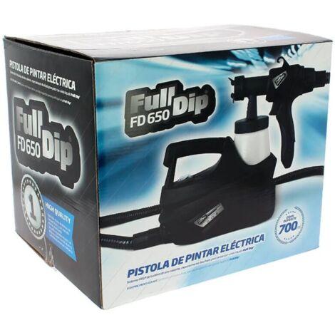 PISTOLA ELECTRICA FULL DIP FD650