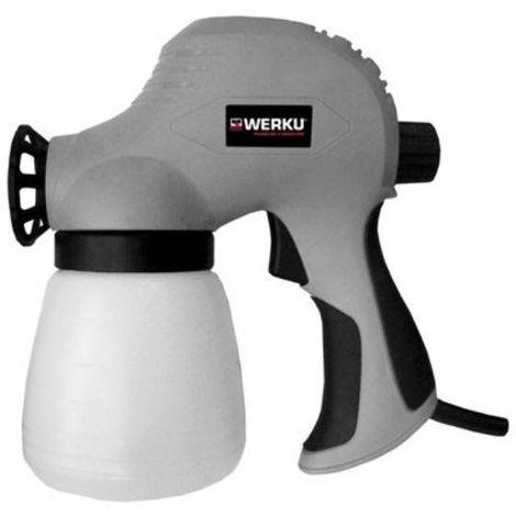 Pistola Eléctrica Succión 110 W WK403060 Werku