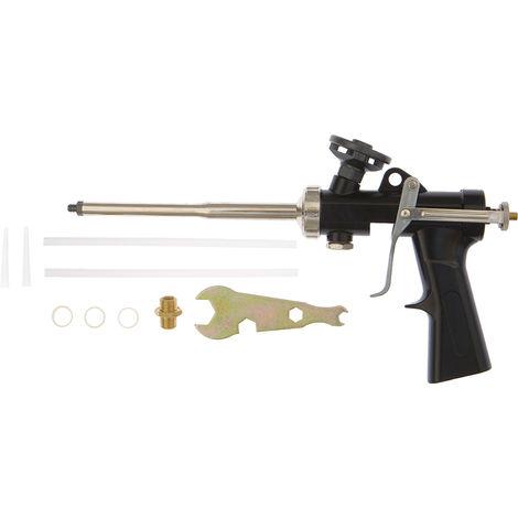 Pistola espuma poliuretano profesional 025P J.J Distribuciones