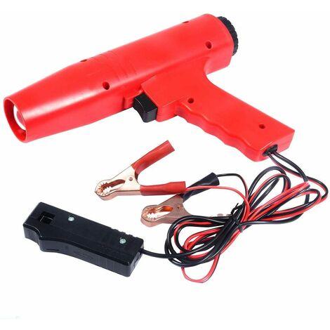 Pistola Estroboscopica 12V Lámpara de Tiempo Luz de Encendido Ajuste