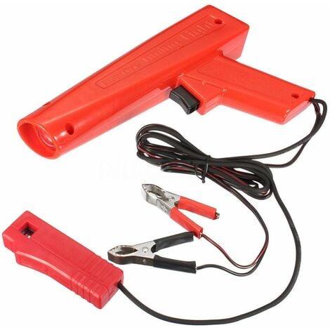 Pistola Estroboscopica 12V Lampara Xenon Punto de Encendido Motor Gasolina