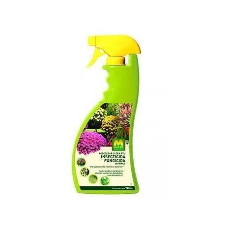 Pistola Insecticida Triple Accion 750ML Masso