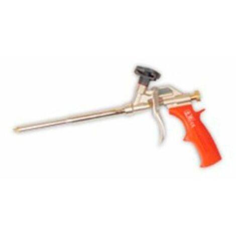 Pistola metálica para spray de poliuretano NBS silver teflón de Collak