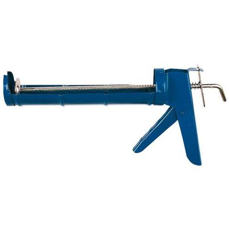 Pistola Para Cartucho Silicona Con Cremallera