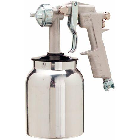 Pistola Pintar Neumatica Maurer 1,5 Deposito Inferior