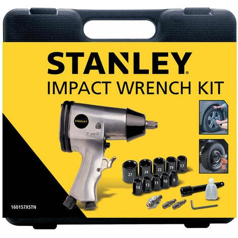 """main image of """"Pistola pneumatica Stanley con kit per compressore aria - Giallo - - Giallo"""""""