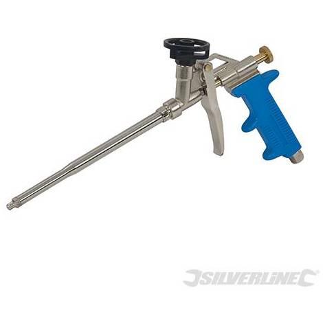 Pistola resistente para espuma de poliuretano