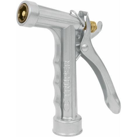 Pistola riego metálica reforzada 2 funciones