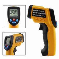 Pistola termometrica a Temperatura digitale 8380