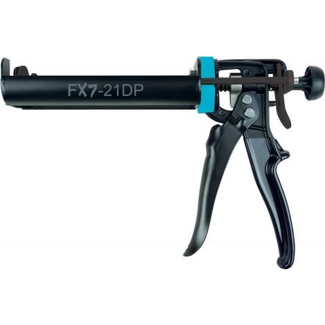 Pistolet 2K-metal