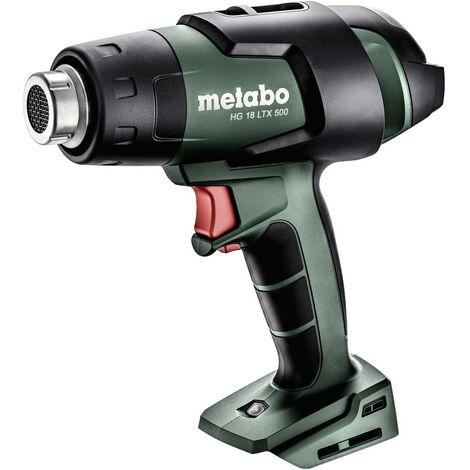 Pistolet à air chaud Metabo HG 18 LTX 500 610502850 sans batterie 1 pc(s)