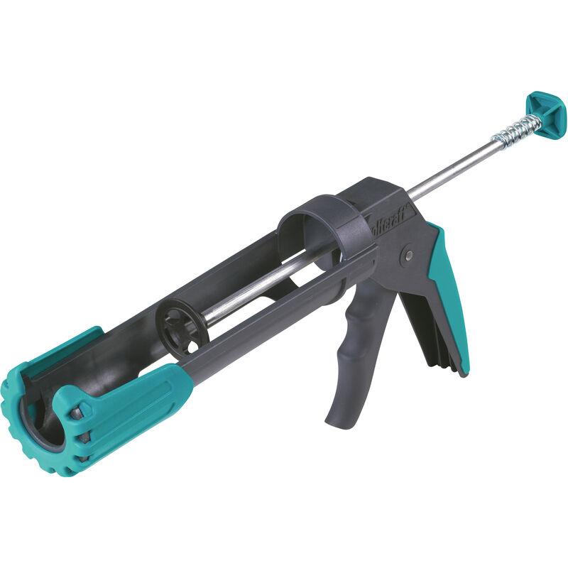 Wolfcraft 4356000 1 MG 600 Pro Pistolet /à cartouche pour pose de joint mastic//colle