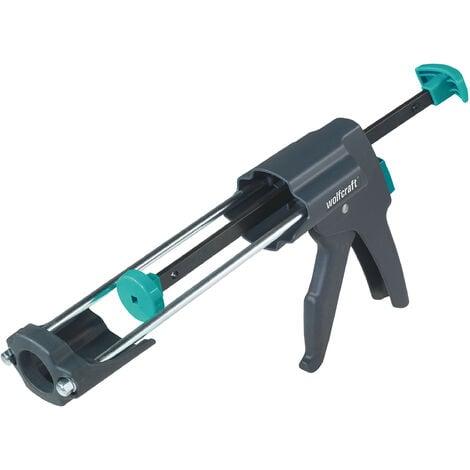 Pistolet à Cartouche Mécanique pour pose de Joint Mastic et Colle - MG 600 PRO wolfcraft 4356000