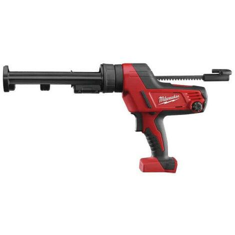 Pistolet à colle 310 ml MILWAUKEE C18 PCG 310C-0B - sans batterie ni chargeur 4933459637