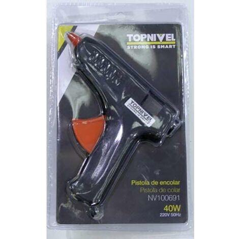 Pistolet à colle chaude avec niveau de déclenchement de 40W