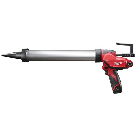 Pistolet à colle MILWAUKEE 600 ML tube alu M12PCG 600A - 201B - 4933441670