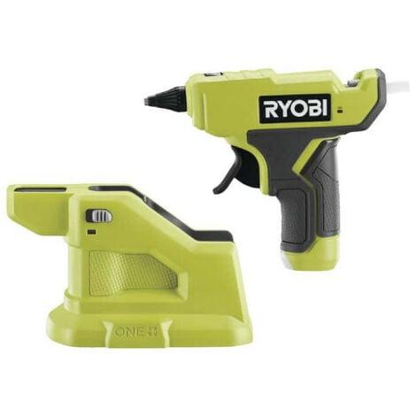 Pistolet à colle RYOBI 18V OnePlus - Sans batterie ni chargeur RGLM18-0