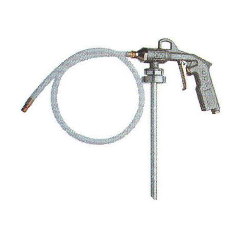 Pistolet à corps creux embout laiton 1/4' cachetage
