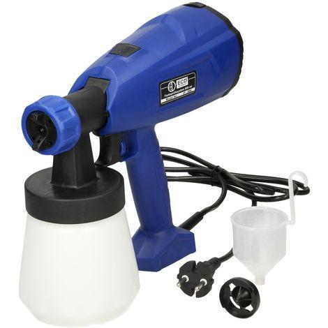 Pistolet à peinture électrique 350W 700 ml outil pulvérisateur spray artisanat