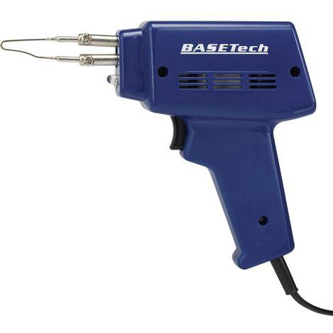Pistolet à souder 230 V/AC 100 W Basetech 1553618 panne à souder +530 °C (max) avec pistolet à souder 1 pc(s)