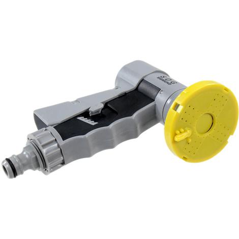 Pistolet arrosage Pomme multijet mâle 3/4 et automatique
