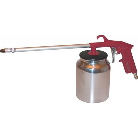 Pistolet de pulvérisation type 61 C avec sous Pot en aluminium pour 1 L, 42020