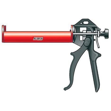 Pistolet d'injection manuel pour cartouche de résine 410 ml - PO08461 - Alsafix
