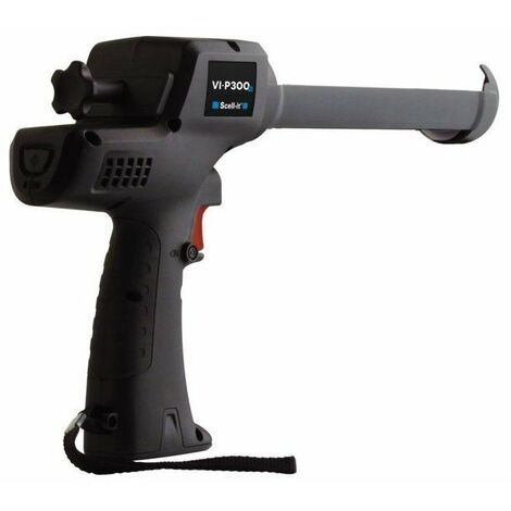 Pistolet d'injection pour cartouche 280 - 300 ml avec 2 batterie