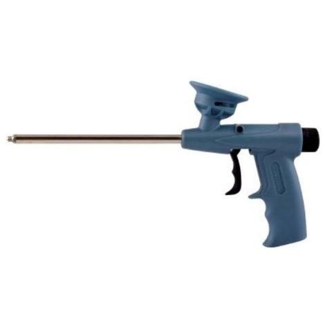 Pistolet Mousse polyurethane clic et fix Soudal Compact