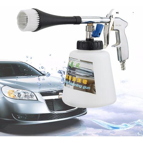 Pistolet nettoyage Nettoyeur Tornador Lavage automobile voiture air comprimé
