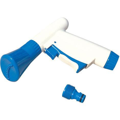 Pistolet nettoyeur pour cartouches de filtration