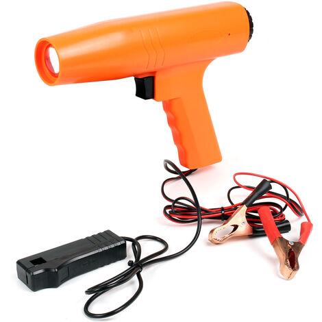 Pistolet pince lampe stroboscopique 12V Xenon Timing Light