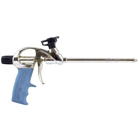 Soudal Heavy Duty professionnel mastic applicateur Pistolet Noir /& Silicone Sans