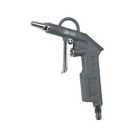 Pistolet souflette pour compresseur d'air comprimé