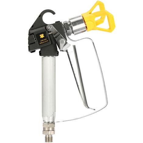 Pistolet special de peinture de pulverisateur sans air haute pression 3600psi