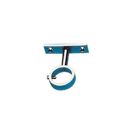 Piton sur platine - Diamètre : 16 mm - Décor : Poli - ITAR - Décor : Poli
