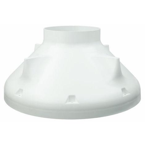 PitPuk - Support filtre à charbon Prima Klima - Pit 150mm