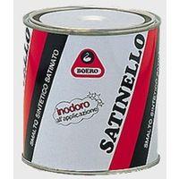 PITTURA SMALTO SATINATO SATINELLO da 750 ml. Boero