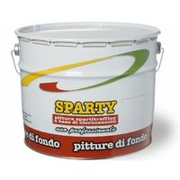 Pittura Stradale Sparty Traffico Laiv colore Giallo 4Kg