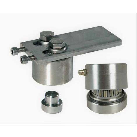 Pivot de portail a Sceller KLOSE - A Coussinets - Roulement Bille Diam 70 mm- 202 -