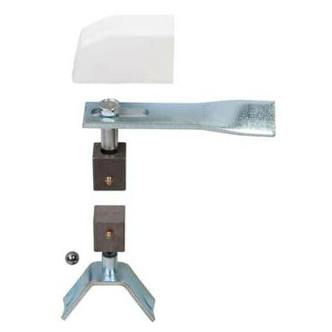 Pivot für Vierkantrohr 50 x 50 mm Portal Klose Besser