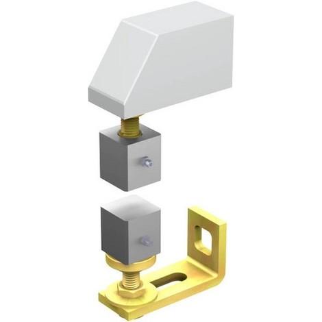 Pivot pour portail tube Ø 40 à visser 25040V MANTION - 25040V