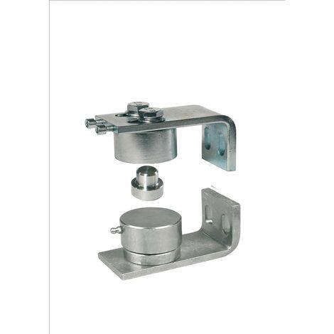 Pivote de Portón para Atornillar «KLOSE - Con Rodamientos - Rodamientos de Bola de Diám. 70 mm - 203 -