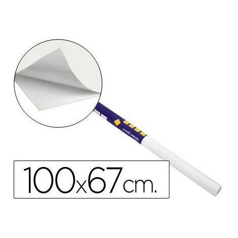 Pizarra blanca clipper -rollo de 100x67 cm
