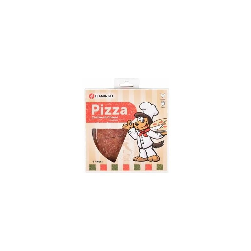 Pizza poulet&fromage