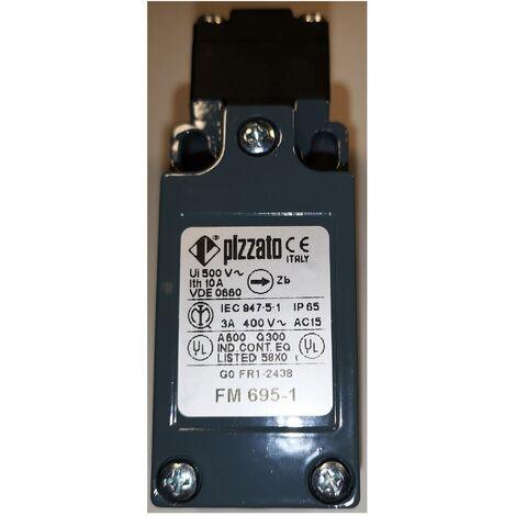 """main image of """"Pizzato FM695-1 Interrupteur de position Ui500V Ith10A IP65"""""""