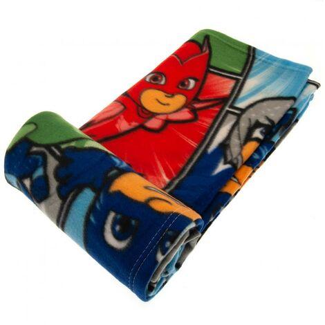 PJ Masks Childrens/Kids Fleece Blanket (One Size) (Multicoloured)