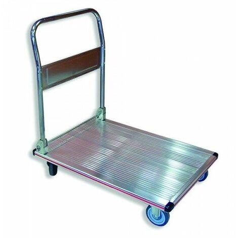 PL-AL300 Carro plataforma aluminio 300 kg CARGO 73-568